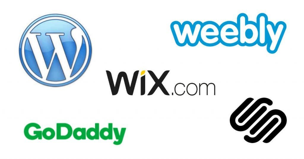 An overview of the best free website builders